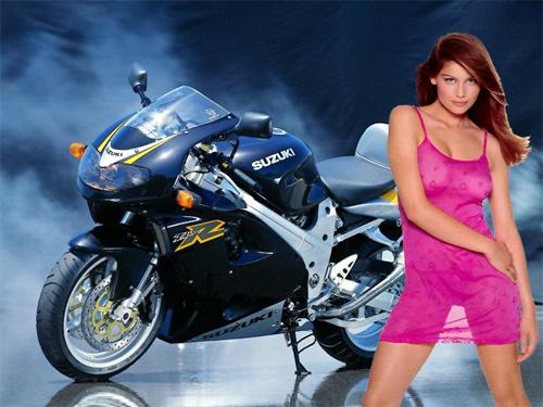 Motocykle i Kobiety