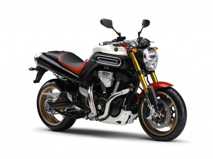 Yamaha MT-01 SP 2009