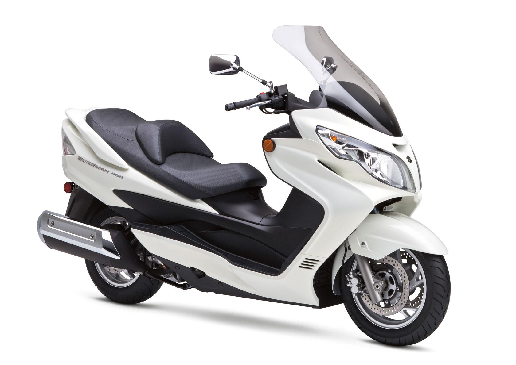 Suzuki Burgman 400A