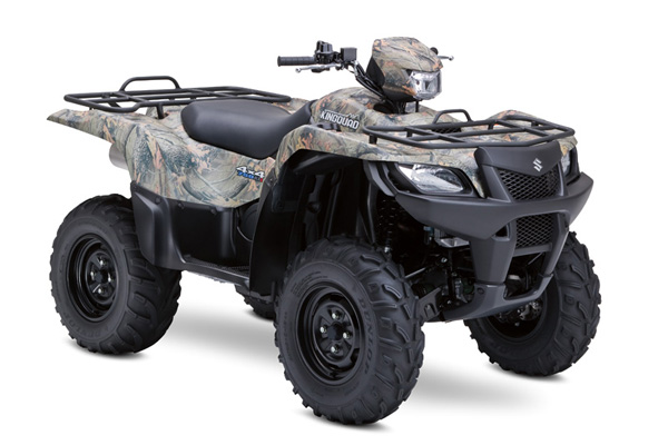 Suzuki KingQuad 500 AXi 4×4 Power Steering