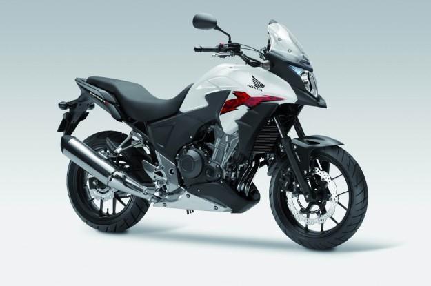 Nowa Honda CB500X