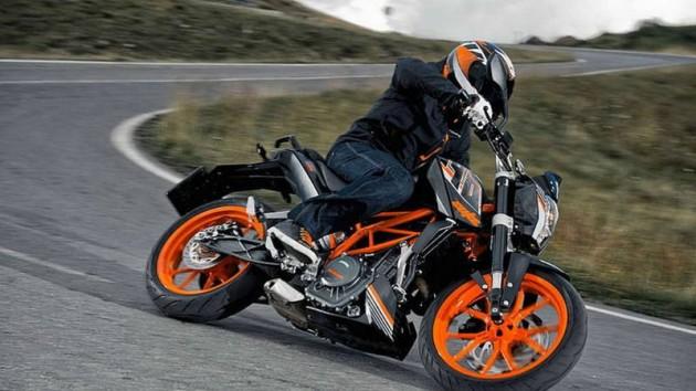 KTM Duke 390 R
