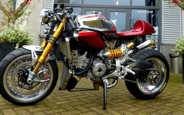 Ducati Panigale S Cafe Racer