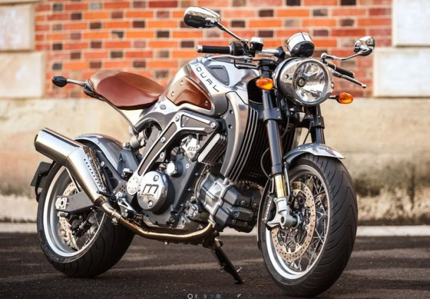 Midual Type 1 – luksusowy motocykl