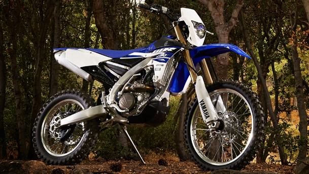 Nowa Yamaha WR250F na 2015 rok