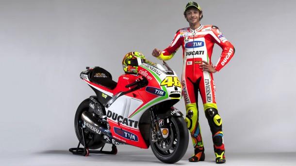 Kolekcja produktów w barwach Valentino Rossi