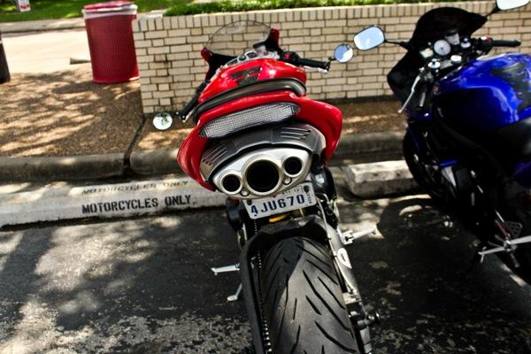 Gdzie przechowywać motocykl?