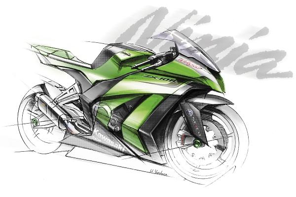 Nowe Kawasaki Ninja