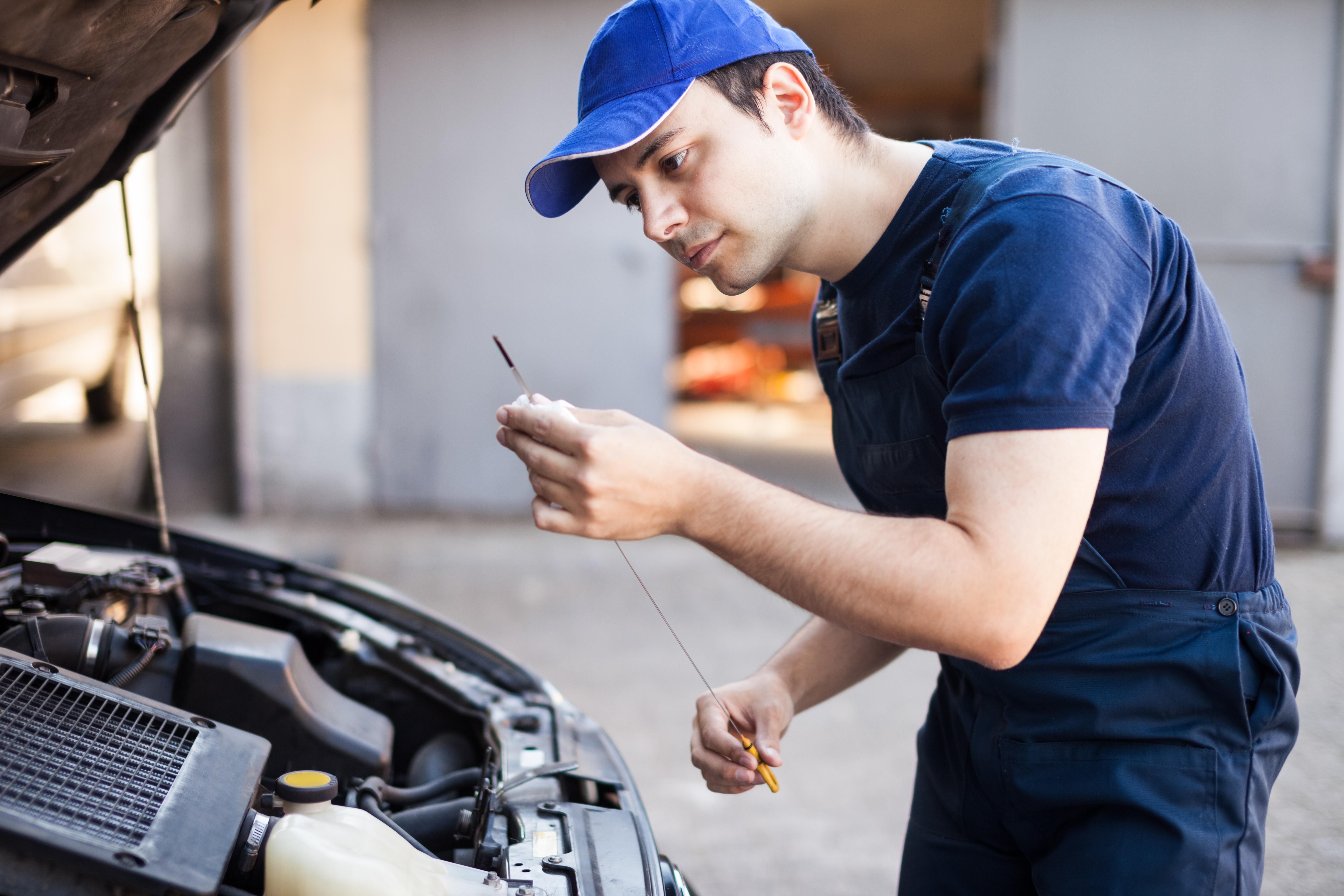 Ile oleju potrzebuje twój silnik?