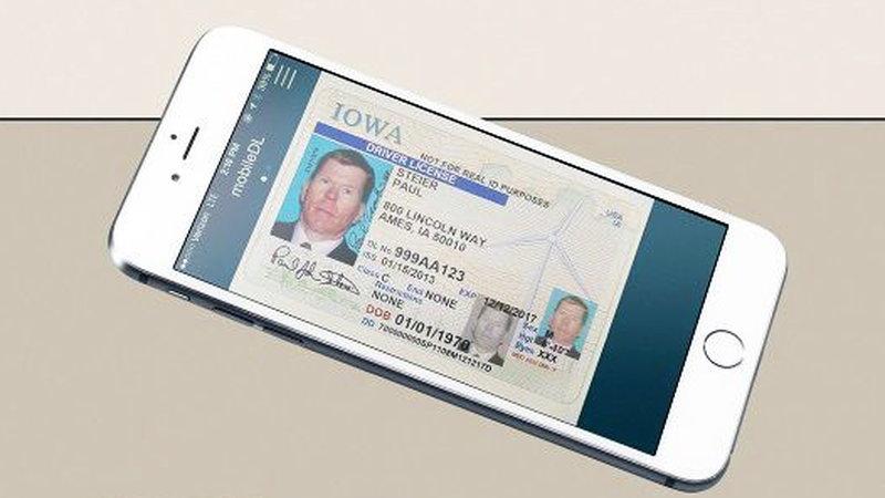 Prawo jazdy w smartfonie