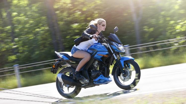 Co piąty nowy motocykl rejestrowany w Polsce to Junak