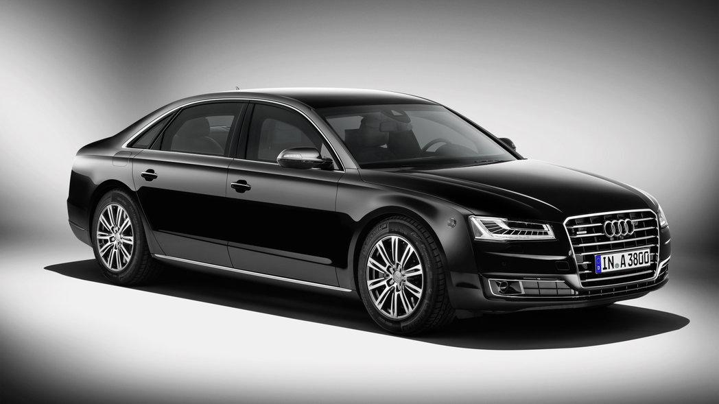 Audi A8 L – nowe limuzyny rządowe