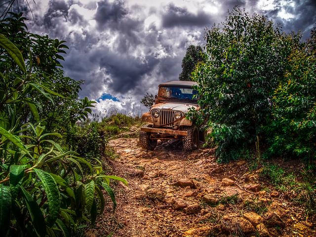 Auto terenowe – jak je ochronić przed uszkodzeniem?