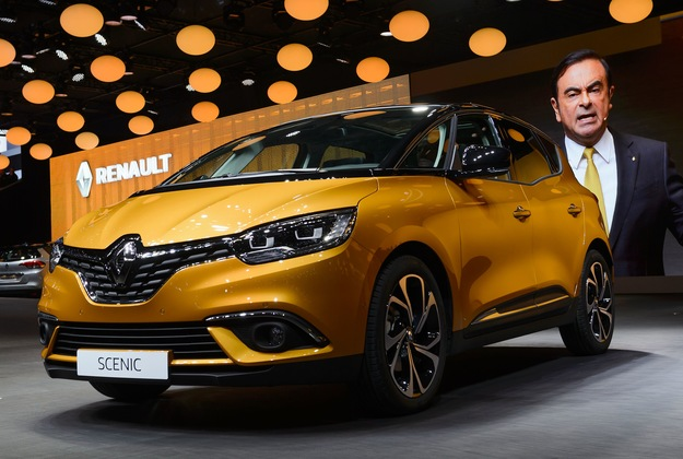 Nowy Renault Scenic