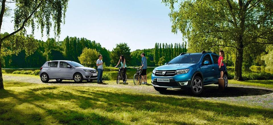 Dacia – auta do wielu zastosowań