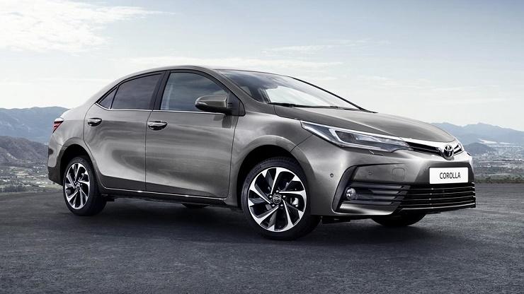 Nowa Toyota Corolla – nowoczesna i stylowa