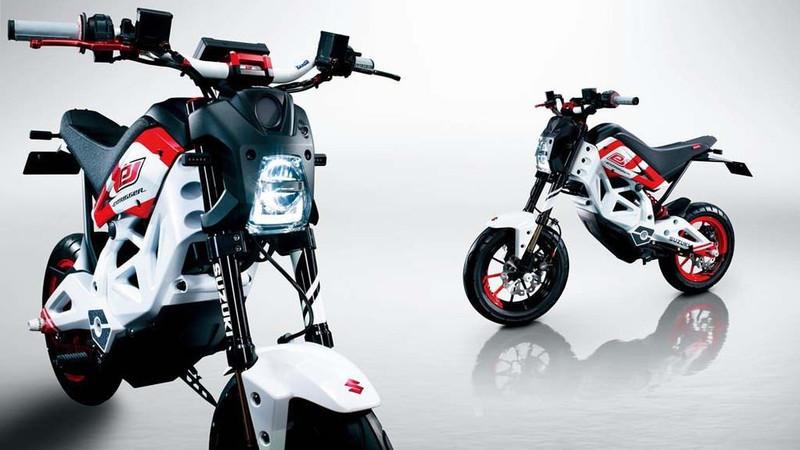 Suzuki Extrigger – elektryczny funbike
