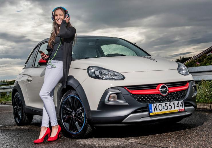 Opel ADAM ROCKS I love music – edycja limitowana