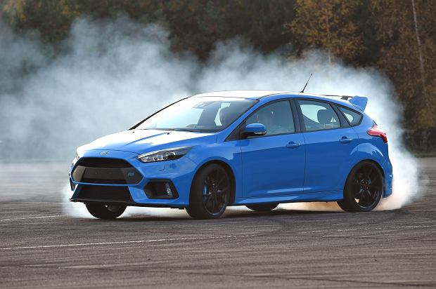 Ford Focus RS do wygrania na konsoli