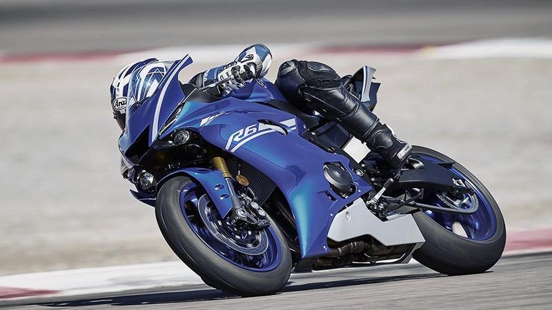 Nowa Yamaha YZF-R6