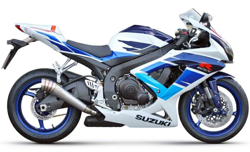 Suzuki GSX-R 750 Limited Edition